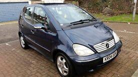 2004 Mercedes-Benz A Class 1.7 A160 CDI Avantgarde 5dr (SWB) 30£ Road Tax @07445775115@
