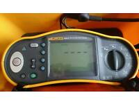 Fluke 1652C multimeters multi tester used as a back up robin