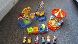 ELC happyland toys