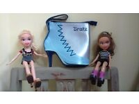 Girls Toys Bratz dolls & bag