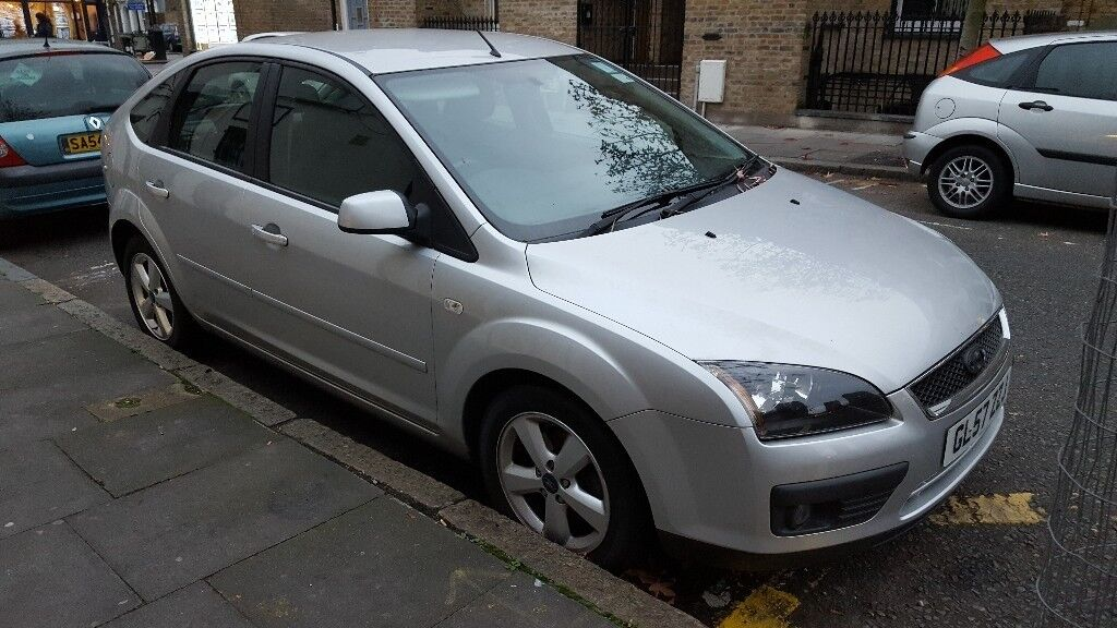Ford focus 1.6 automatic 2008