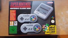 Unopened Nintendo SNES Classic Mini Console Super Nintendo
