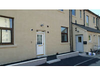 3 off Three Bedroom flats for rent town centre location with parking