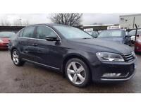 VW PASSAT 2.0 TDI SE BLUEMOTION TECH 6 SPEED 2012 / 1 OWNER / FSH / £30 TAX / HPI CLEAR / 2 KEYS