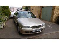 Rover 620 SLi 2.0l LOW MILES 24,500!!!!!!