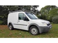 FORD TRANSIT CONNECT Low Roof Van L TDdi 75ps (white) 2003