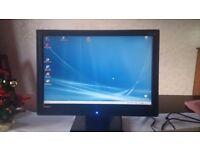 "22"" Optiquest computer monitor"