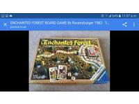 Enchanted forest 1982