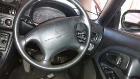 Mitsubishi fto mivec edition steering+airbag+posted