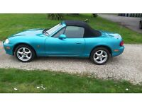 2003 Mazda MX-5 For Sale VGC Many extras 86000 miles Great car Great fun