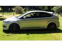Ford Focus 1.8 Zetec S ,,,Swap newer focus, Will pay £1000 on top