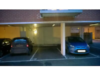 24/7 Access to Gated & Secure Parking with overhead protection from rain in Bristol City Centre