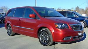 2016 Chrysler Town & Country S - TOW GROUP - NAV -  DUAL DVD