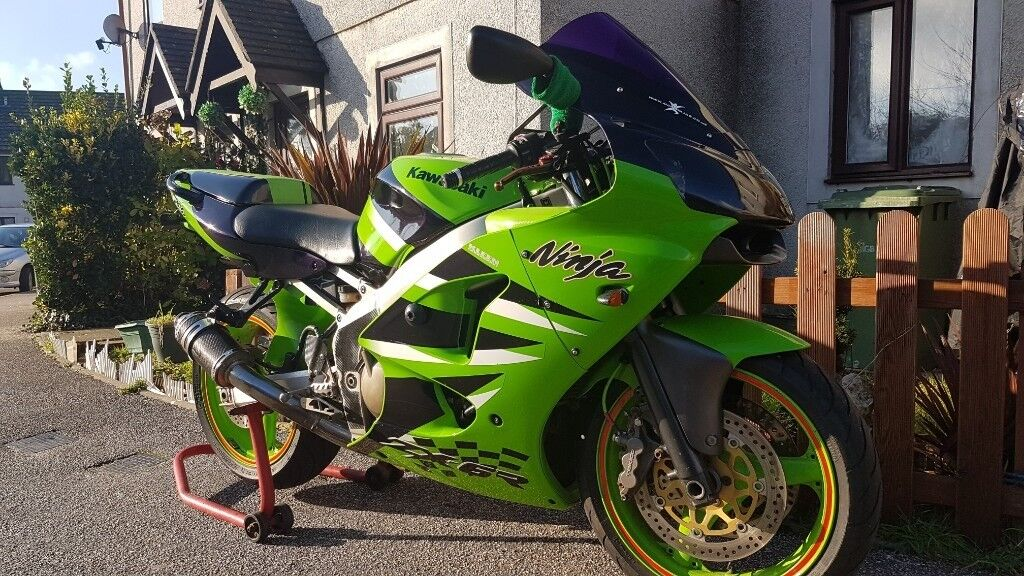 2001 Kawasaki Zx6r J2 In Hayle Cornwall Gumtree