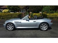 Bmw z3 convertible automatic 2 seater 1.9