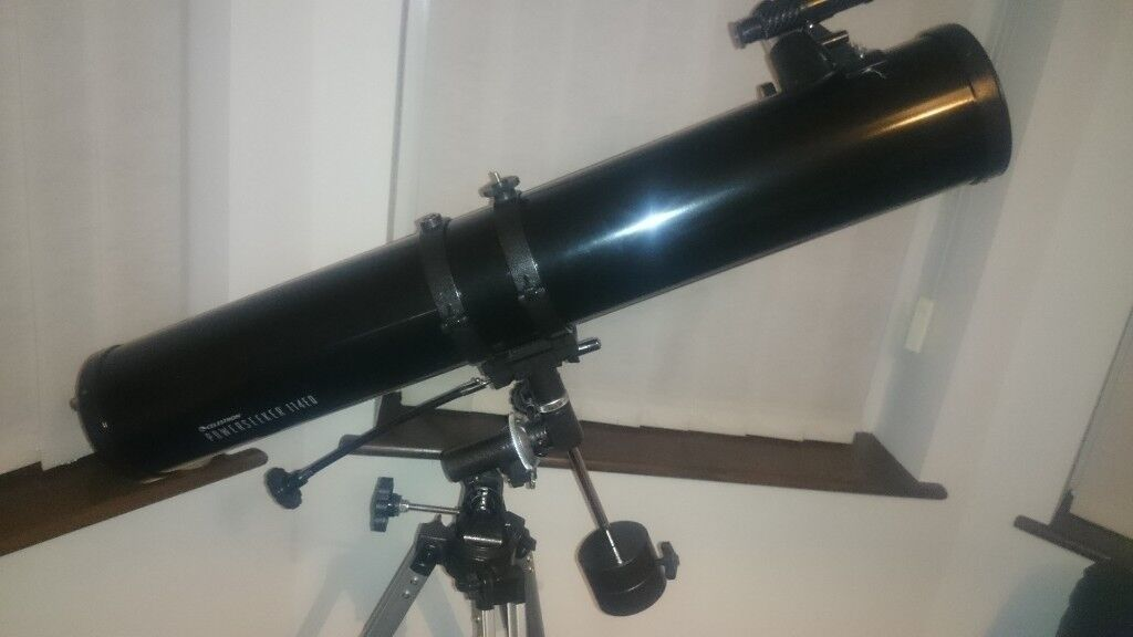Телескоп celestron powerseeker eq
