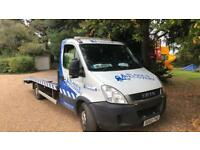 Iveco daily 60 plate recovery truck