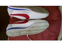 Nike trainers as new,,size 8,,paid £70