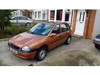 Vauxhall Corsa B 1.2 16v 1999