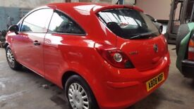 vaxhall corsa D 1.0 2008 breaking for spare parts