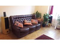 Lovely Chesterfield Style Sofa