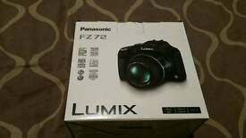 Panasonic FZ 72 camera 60x zoom