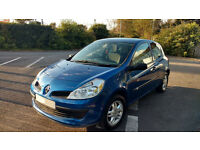 Renault Clio Extreme 1.2 16v 2008 13,200 MILES !!!! Very Low Miles