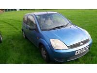 2003 Ford Fiesta 1.4 petrol
