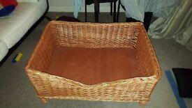 Dog basket large
