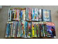 Huge collection of 2000ad and judge dredd comics