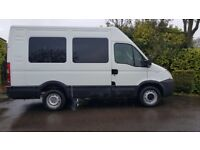 2011 11 reg ford iveco daily ex government vehicle 3513 130bhp auto your new camper van