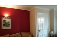 Professional female Painter and Decorator. Interior/exterior. Friendly service and advice.