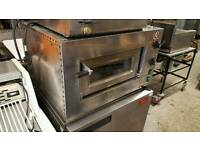 Commercial catering electric pizza oven