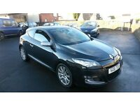 BARGAIN 61 REG 2011 RENAULT MEGANE COUPE GT LINE TURBO £1995 PX WELCOME