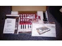 Microbrute limited edition red