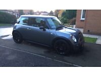 MINI Cooper S with Chilli pack for sale low milage very good condition.