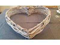 Wedding - Wooden Hearts