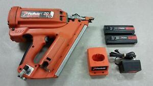 Paslode Cordless Framing Nailer Set - 2 Batteries