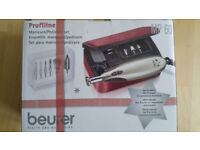 Manicure/Pedicure Set - Beurer MP60