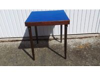Collapsible Card Table
