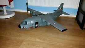 Toy AC130 plane