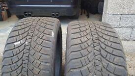 255/35/18 KUMHO Winter tyres