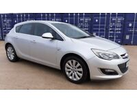 Vauxhall, ASTRA, Hatchback, 2014, Manual, 1956 (cc), 5 doors
