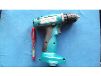 Makita 14.4 volt cordless drill BODY ONLY
