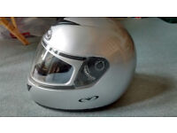 Motorbike Helmet - used but in excellent condition