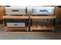 Top of the Range - Musical Fidelity Nu-Vista System / Racking / AC Regenerator