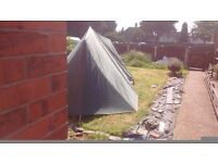 Litchfield challenger 5family tent good clean condition