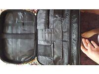 Leopard print laptop bag/case