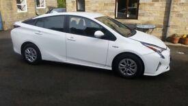 Pco cars rent/hire no deposit uber ready Toyota Prius prius plus Honda Insight hybrid £100 p/w