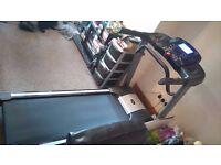 JTX Sprint 7 (Semi Commercial Motorised Treadmill)